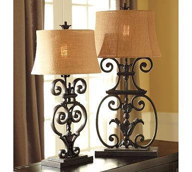Traditional Lamp That Will Stand The Test Of Time This Looks Just Fine On Wood Living Room