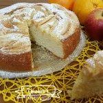 Sul vostro carrello dei dolci, in questi giorni, mettete anche la torta con mele e arancia. A dare alla torta un ricercato sapore penetrante e dolciastro è l'aggiunta aromatizzante della cannella!