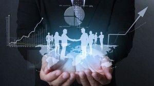 I dag er det de små og mellemstore virksomheder, der vækster mest. Deres fordel er, at de ikke er hindret af gamle systemer, som sænker beslutningsprocessen