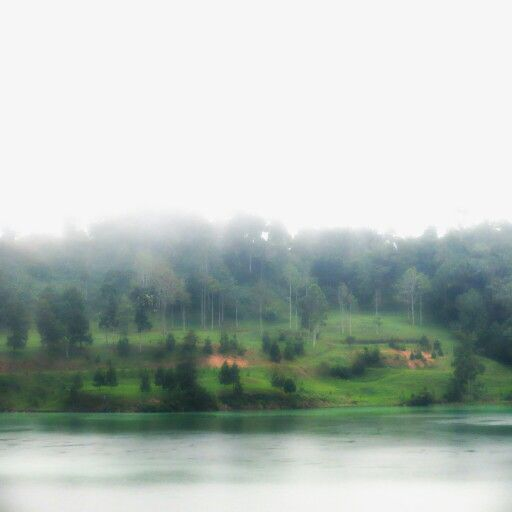 Linow lake...tomohon north sulawesi indonesia