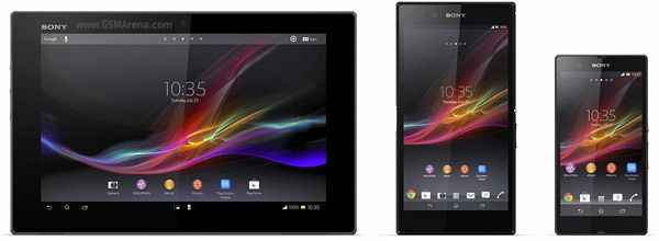 Sony Xperia Z Ultra smartphone with 6.4-inch screen
