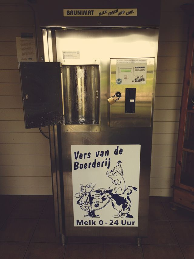 milk vending machine essay The world of technology is always striving to unveil the latest inventions that transform human lives one of these inventions is the vending machine technology that.