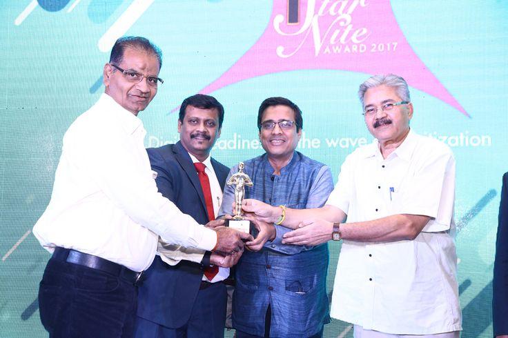 LALANI COMPUTER is awarded as the BEST RESELLER-KOLKATA is being awarded by Vinit Goenka, Member-IT Taskforce, Ministries of Shipping, Road Transport & Highways, Rajiv Kapoor (VP Sales (India & SAARC)- Cambium Networks and Savitur Prasad, Addl. CGDA, Ministry of Defence and Deepak Sahu, Publisher & Group editor- VARINDIA & Kalinga Digital Media.