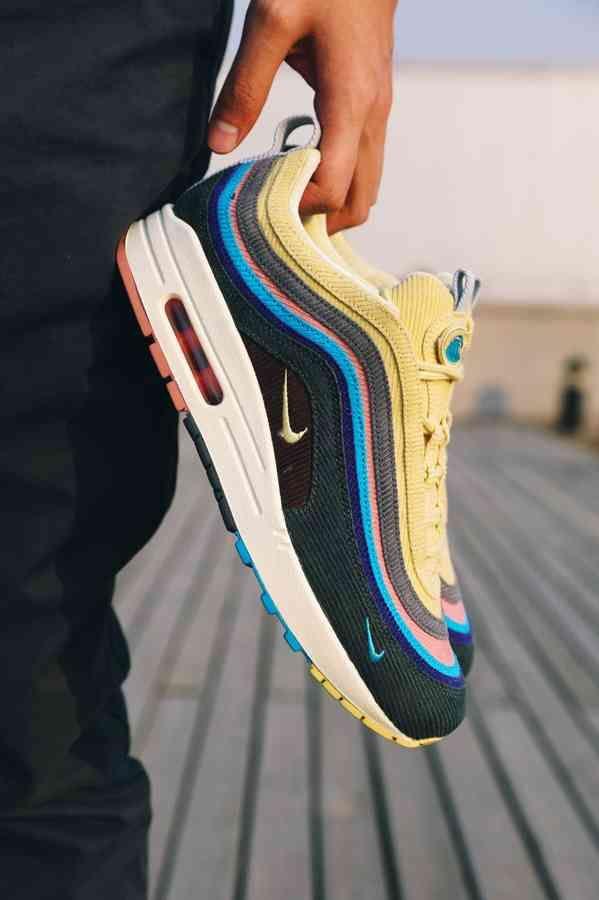 Nike Air Max 1/97 VF Sean Wotherspoon en 2020 | Zapatos nike ...
