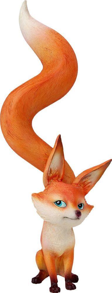 Renard Fuchs Fox Der Kleine Prinz Le Petit Prince Statue Figur 35 cm