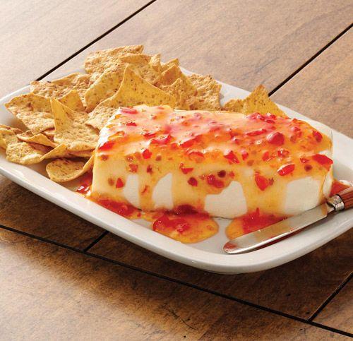 Sweet Chili Cheese Dip Featuring Philadelphia Cream
