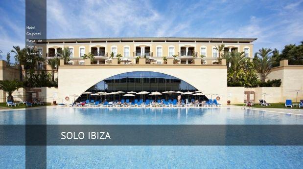 Hotel Grupotel Playa de Palma Suites & Spa en Mallorca opiniones y reserva