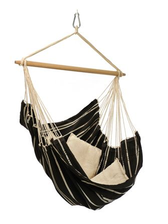 30 Dorm-Inspired Finds Ideal For Small Spaces #refinery29 http://www.refinery29.com/dorm-room-essentials#slide15 You definitely want yours to be known as that dorm room with the hammock.
