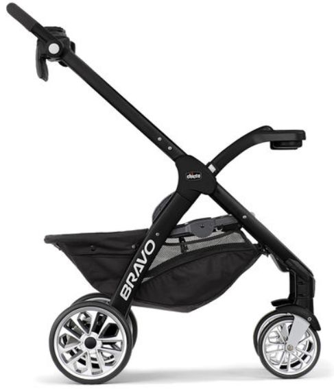 Product: Chicco bravo le travel system silhouette Rating: 5 out of 5 stars Price: $429.99 with free shipping Where to buy: Amazon The Chicco bravo le travel system is an elegant stroller car seat combo for everyday use. This is a 3 in 1 system that include a stroller, car seat and the base. This stroller is made to adapt with your growing child. It features a stroller with quick one hand fold, a removable reversible insert, a child tray with cup holder, premium parent tray with zip…