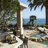 Beautiful ocean views can be enjoyed from the comfort of this impeccably designed pool. The pool, a 10,112-square-foot house and all the accompanying  views  can be found on this Laguna Beach, Calif., estate.  | HGTV FrontDoor