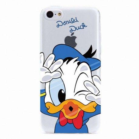 Coque de protection Donald Duck disney silicone