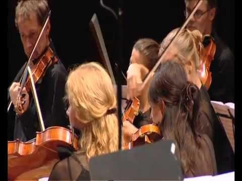 Australian Chamber Orchestra performs Grieg String Quartet (excerpt 1)