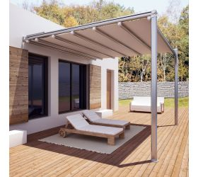 Deluxe Motorised Awning.