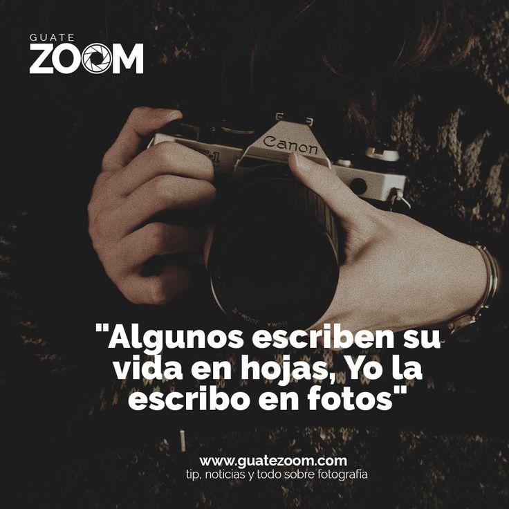 Frases de fotógrafos #Fotografia #Fotos