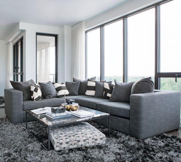 33 best condos maison demeure images on pinterest - Appartement decoration design glamour vuong ...