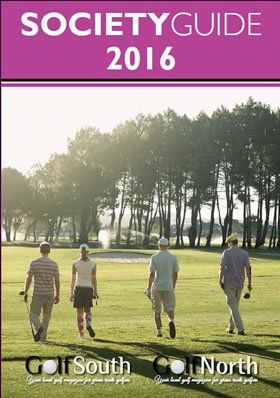 Golf South and Golf North Society Guide 2016
