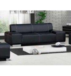 Best CANAPÉS PLACES Images On Pinterest Canapes Au And Couch - Canapé 3 places simili cuir