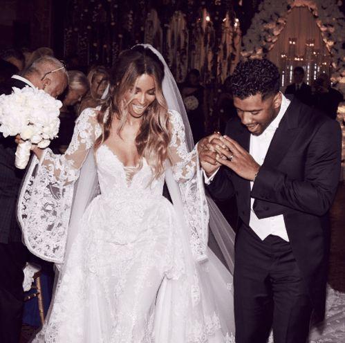 Coiffure mariage : Les ondulations glamour de Ciara