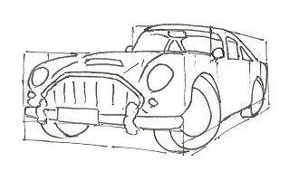 How to Draw Cars 3