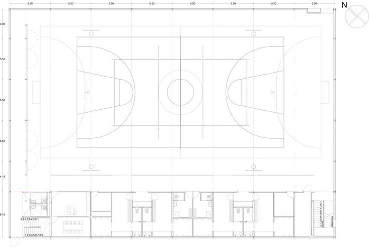 Gallery of Sports Valldaura / Sulkin Marchissio SCP - 8