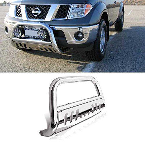 Mifeier Stainless Steel Bull Bar Bumper Grille Guard For 2005-2016 Nissan Frontier/Xterra 2005-2007 Nissan Pathfinder - http://www.caraccessoriesonlinemarket.com/mifeier-stainless-steel-bull-bar-bumper-grille-guard-for-2005-2016-nissan-frontierxterra-2005-2007-nissan-pathfinder/  #20052007, #20052016, #Bull, #Bumper, #FrontierXterra, #Grille, #Guard, #Mifeier, #Nissan, #Pathfinder, #Stainless, #Steel #Exterior, #Grilles-Grille-Guards, #Grilles-Grille-Guards