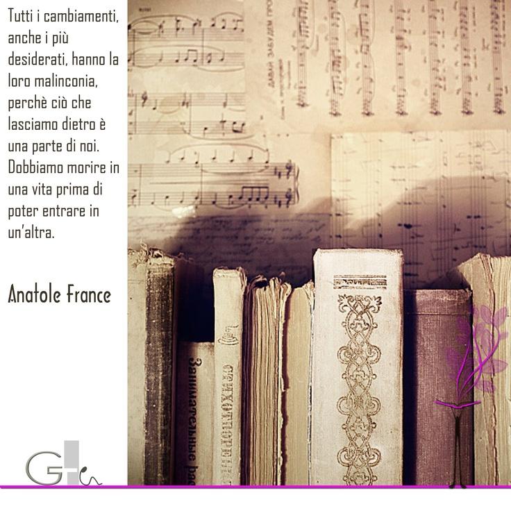 #citazioni: Anatole France   #book #reading #quote   @G a i a T e l e s c a   GAIA TELESCA  