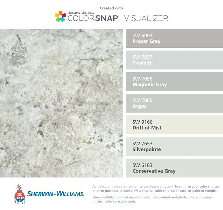 Sherwin Williams Silverpointe 7653 Google Search Exterior Paint Colors For House Paint Colors For Home Paint Color App