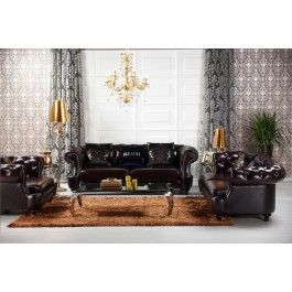 Best 25 Leather sofa set ideas only on Pinterest Natural