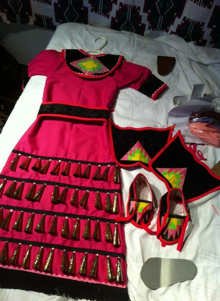 jingle dress