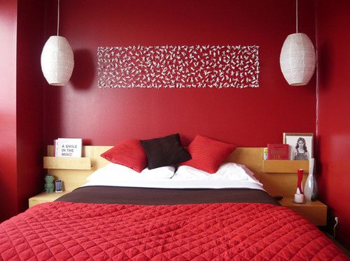best 20 red bedroom decor ideas on pinterest - Bedroom Color Red