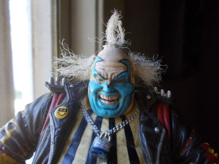 Spawn the Movie Clown Action Figure Loose 1997 Todd McFarlane Toys #McFarlaneToys