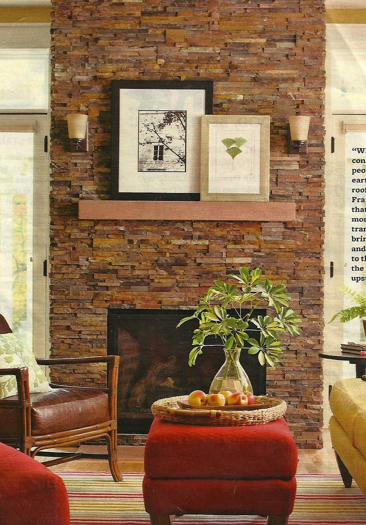 Plan For Fireplace Redo