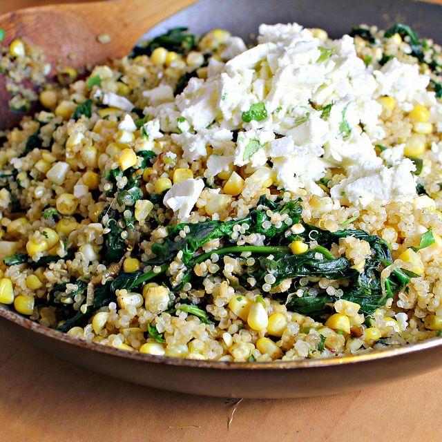 quinoa feta stuffed peppers i would stuff zucchini instead due to a ...