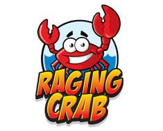 Ragin Crab winning logo at https://www.LogoArena.com. By Fracco, from Mexico.