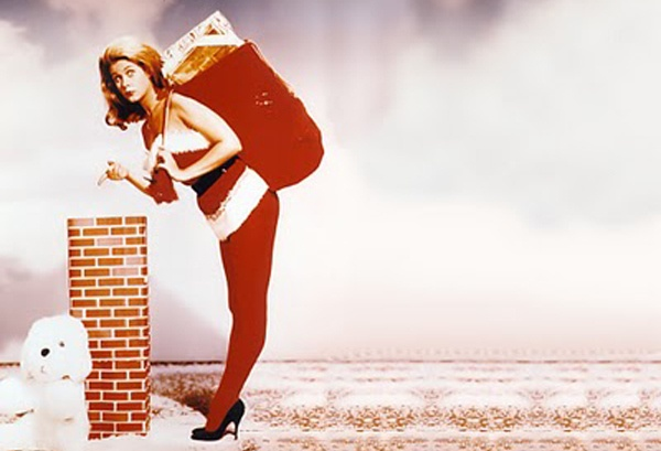 Bewitched Christmas - Elizabeth Montgomery