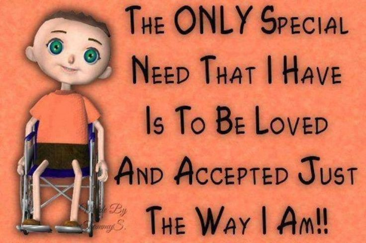 All about Special needs