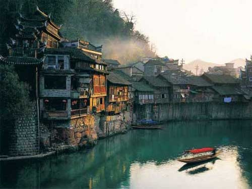 Fenghuang County: Buckets Lists, China Travel, Ancient Town, Ancient Cities, Articles Series, Travel Destinations, Fenghuang Hunan, Fenghuang Ancient, Earth Beginnings