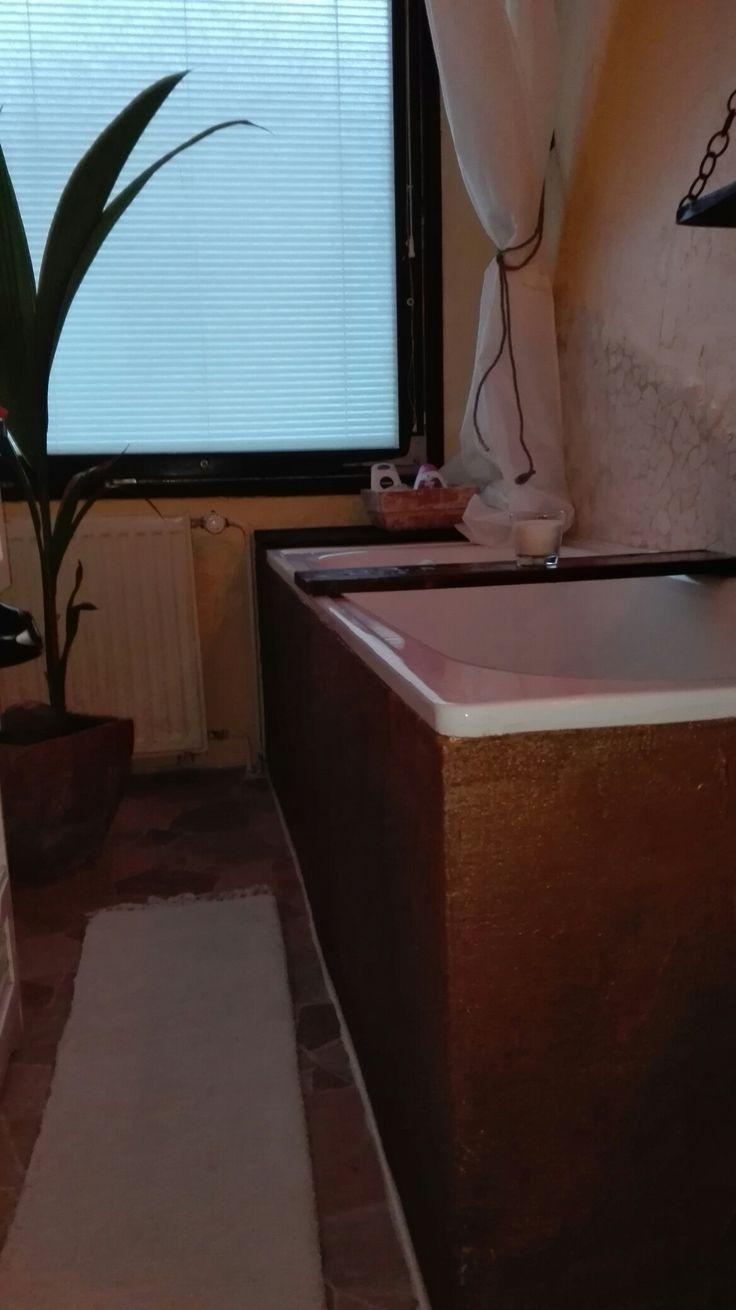 Mediterranes Badezimmer