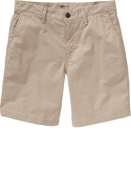 "Men's Khaki Shorts (8"") Product Image"