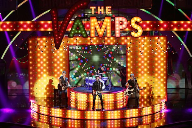 The Vamps give electrifying performance on BGT after guitarist James McVey shares outrage at One Direction - 3am & Mirror Online