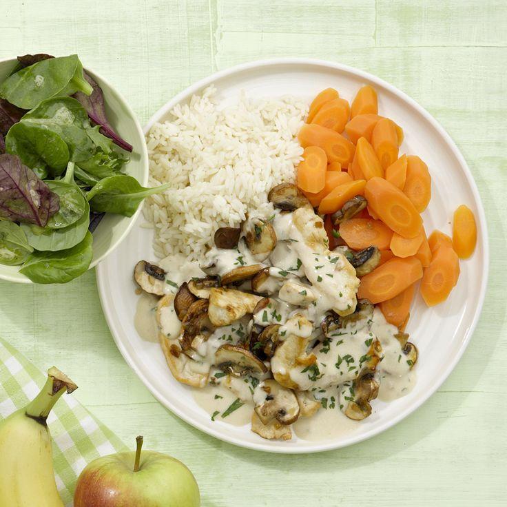 Geschnetzeltes mit Reis Rezepte | Weight Watchers