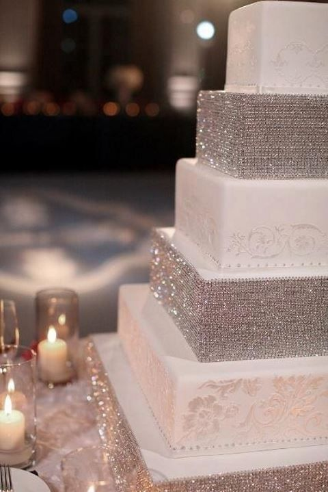 40 Winter Glam Wedding Ideas | HappyWedd.com