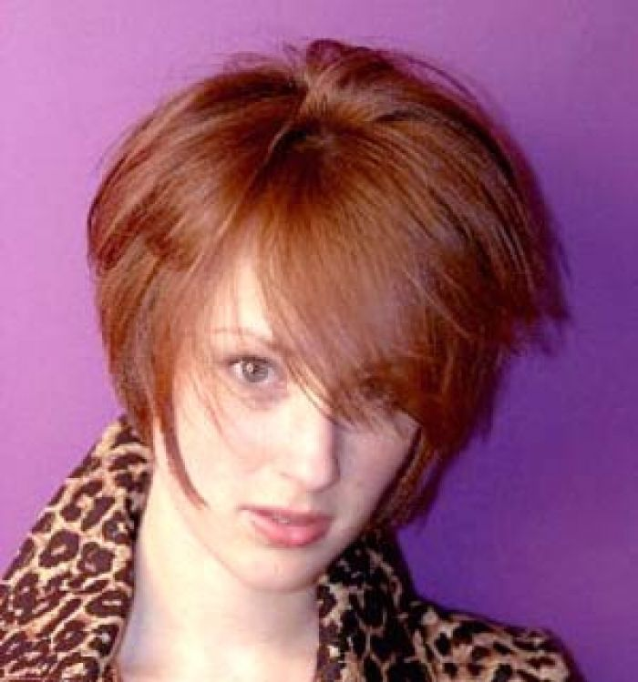 2014 short hairstyles for fine hair 6 - Coloration Gloss Jean Louis David