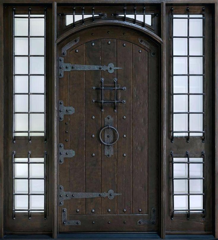 industrial front doors s s industrial wooden front doors
