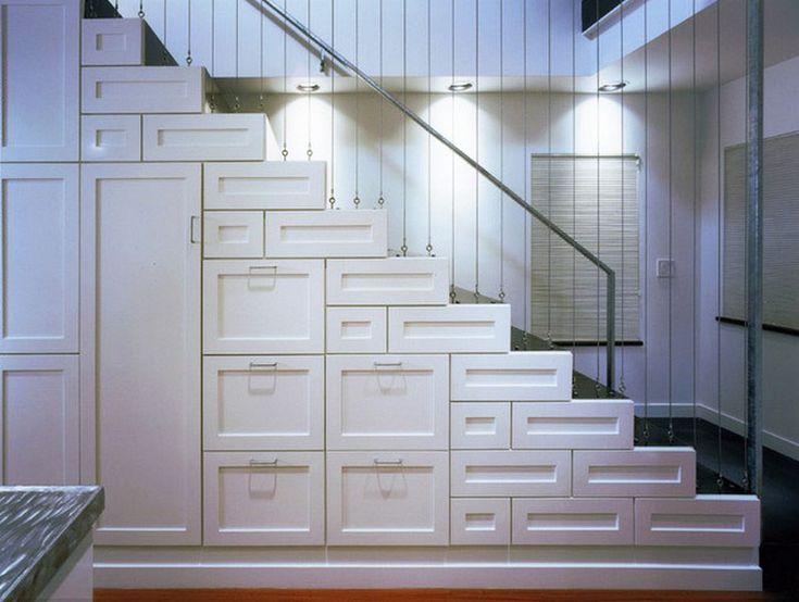21 best Under Stairs Storage images on Pinterest Stairs - under stairs kitchen storage