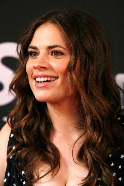 """Hayley Atwell in Visa Signature Screening Of """"Captain America: The First…"""