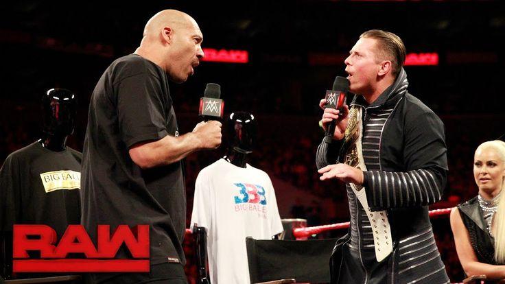 Jeanie Buss Disfrutado de LaVar la Bola de la WWE Apariencia