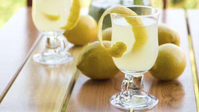 Limonata alla menta, ricetta.