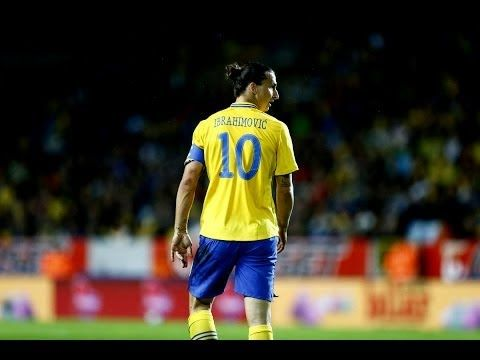 Zlatan Ibrahimovic What Will He Do? Most Unpredictable Goals Ever