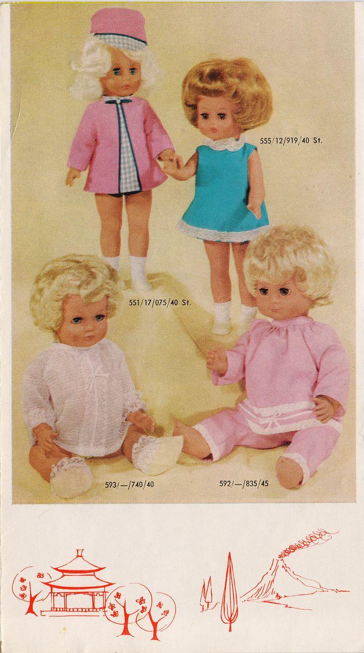 1000 images about kataloge spielzeug und puppen on pinterest toys children toys and. Black Bedroom Furniture Sets. Home Design Ideas